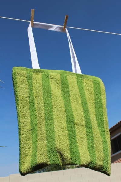 Beach Towel Tote Bag | Mama's Nook