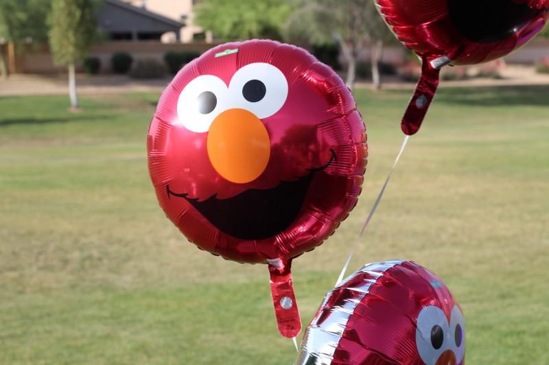 Cooper S 2nd Birthday Elmo Themed Mama S Nook